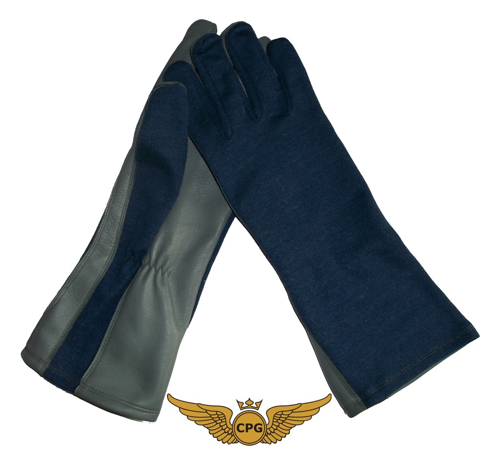 Gloves NOMEX US CPG navy blue