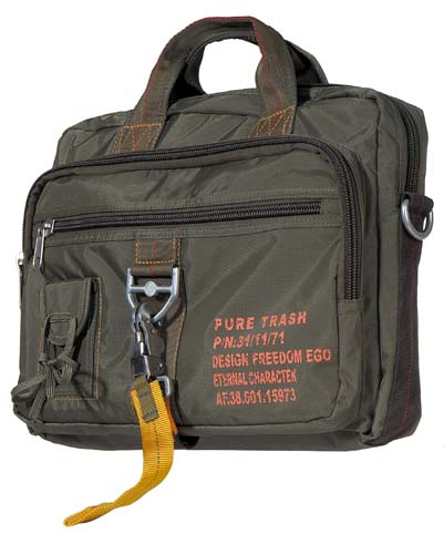 Bag Pure Trash with carbine