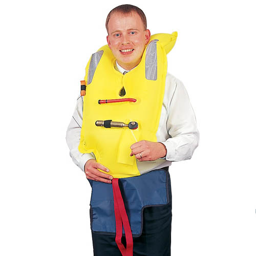 Transair Aircrew-Lite Aviation Lifejacket