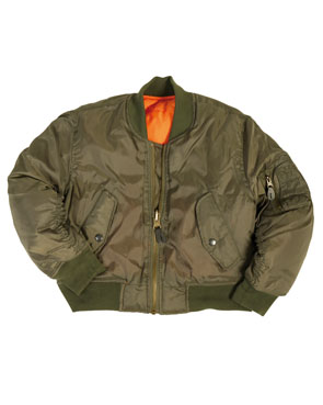 Children pilot jacket MA-1