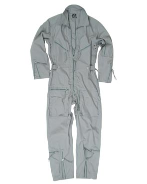 Flight suit BW - grey