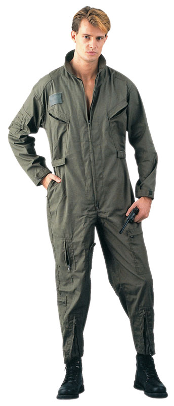 Flight suit USAF - green