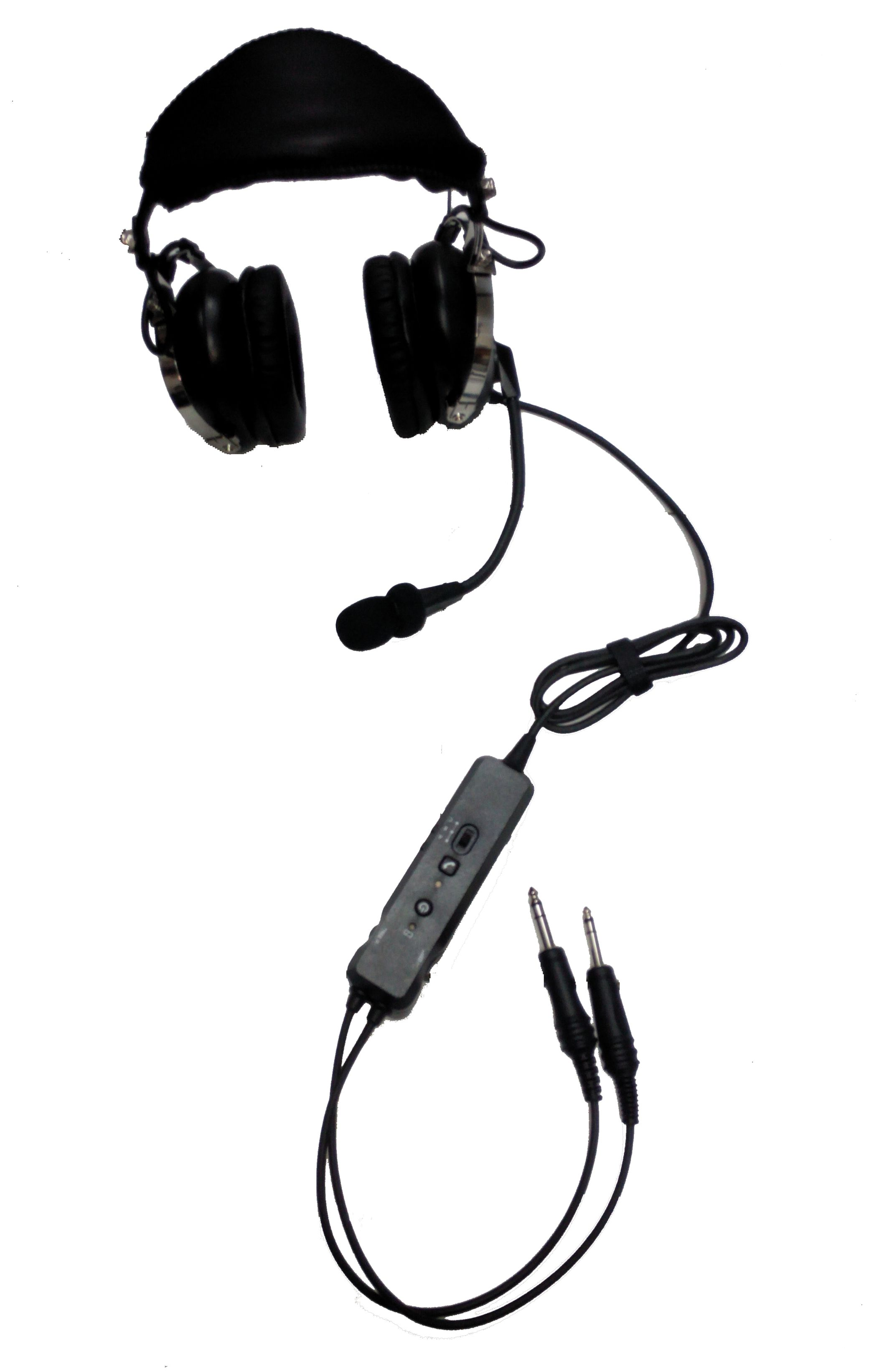 ANR headset PA-1000BTL with Bluetooth