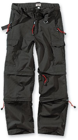 Trekking trousers - black