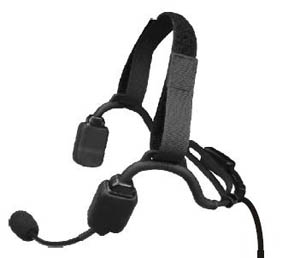 Tactical headphones TH-2000