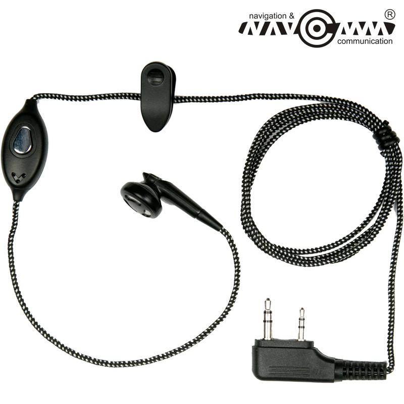 Microphone and earphone set ZS-1