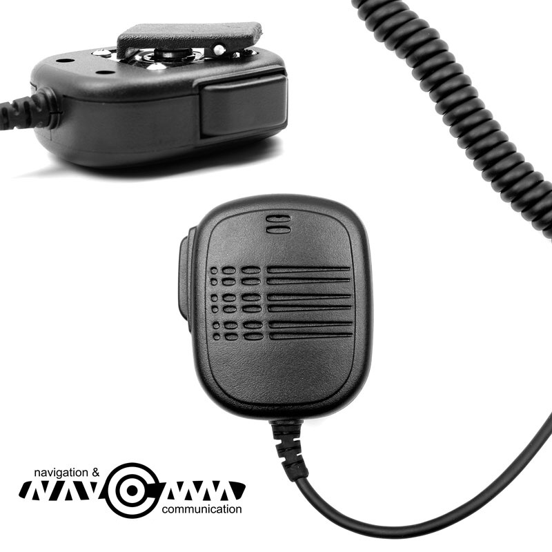 Hand microphone for radiostation SMP-10