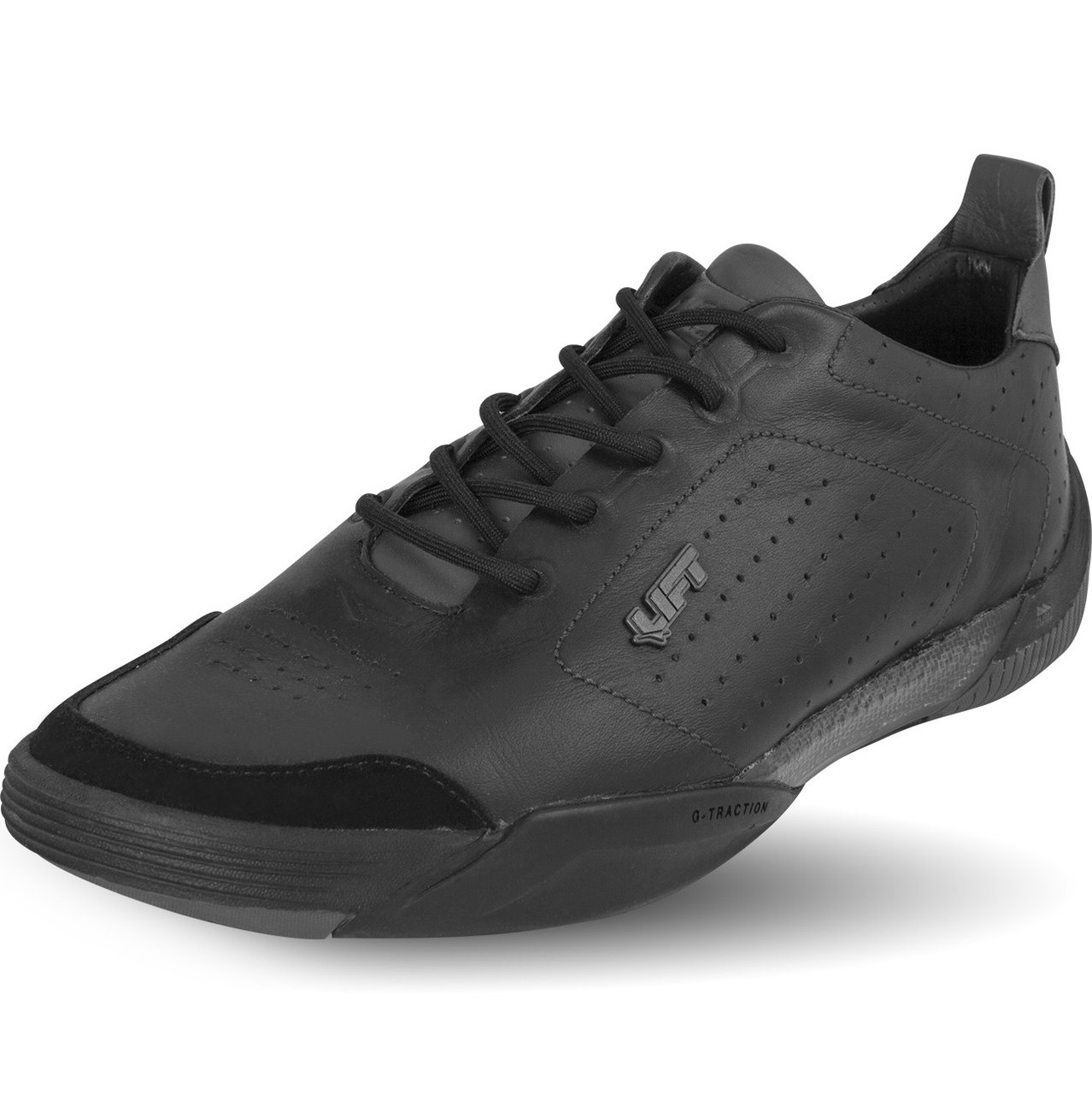 Aviation shoes DAKOTA - Black ( fire resistant )