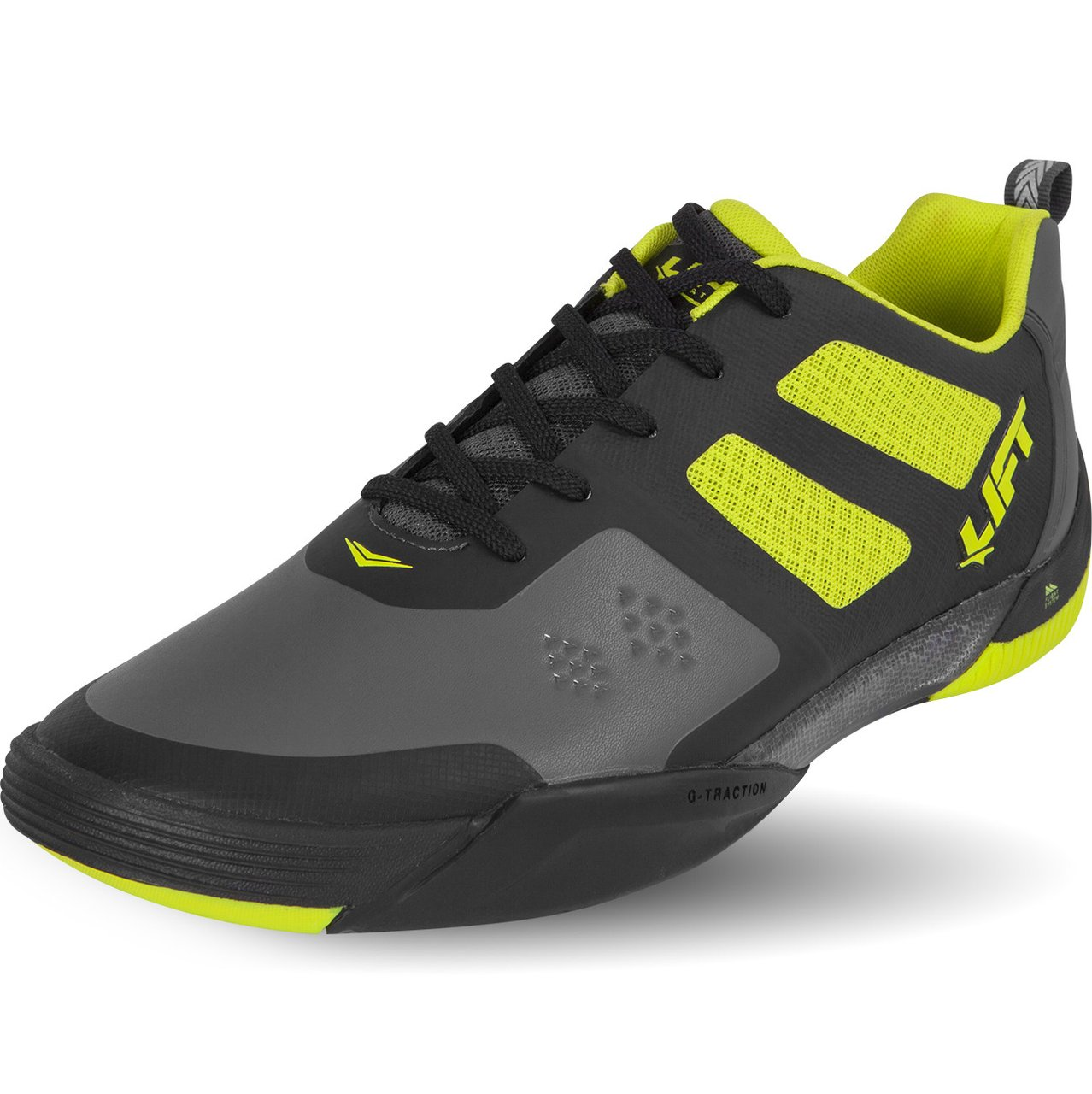 Aviation shoes TALON -Black & HiViz