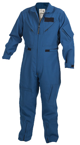 Flight suit Nomex CWU-73 - Royal blue