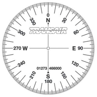 Transair Compass Rose (10 Pack)