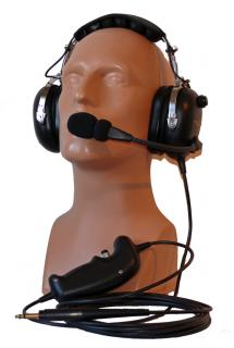 Ground suport headset GH-601