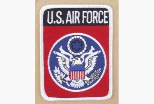Patches U.S. Air Force Eagle