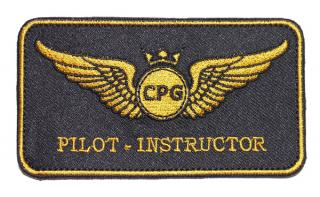Patches CPG Pilot - Instructor