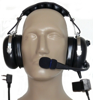 Aviation headset PH-101-IC