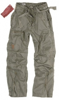 INFANTRY CARGO  trousers - olive