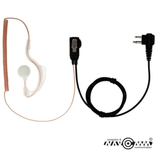 Professional set with ear canal ZS-60