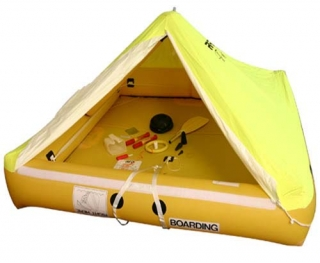 RFD Pilot Aviation Liferaft