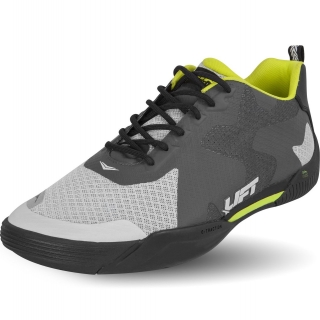 Aviation shoes AIR BOSS - Grey & HiViz