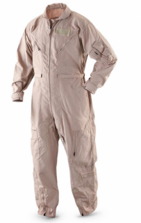 Flight suit Nomex CWU-27/P - Tan (desert)