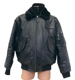 COWHIDE Leather Pilot jacket CWU