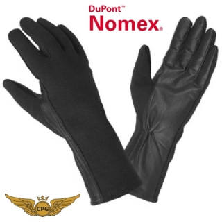 Gloves NOMEX US CPG black